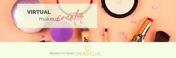Virtual Makeup Counter by Inaygia